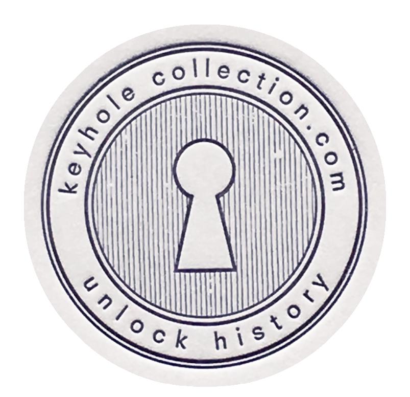 letterpress Keyhole Collection
