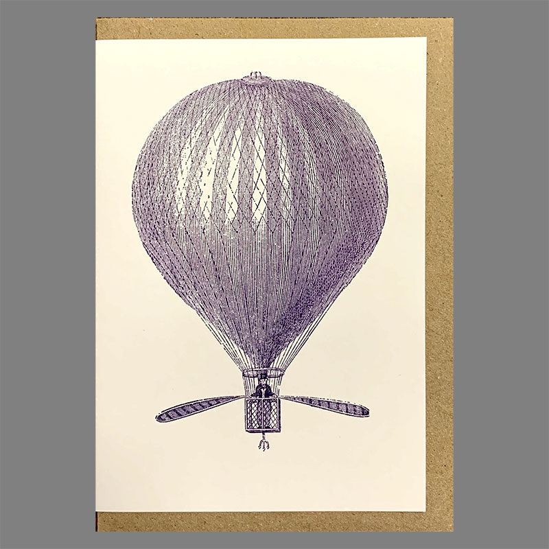 flying balloon